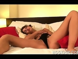Teen girl masturbating on Cam - hoo