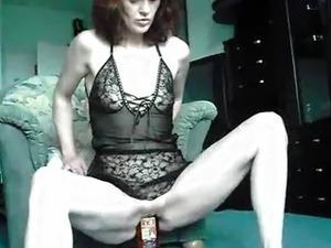 Women With Legs Behind Head