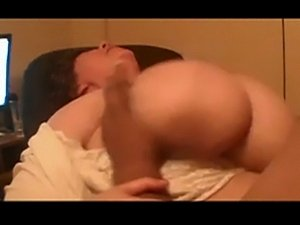 ssbbw with huge 44JJcup breast taking all the black dick she can handle and...