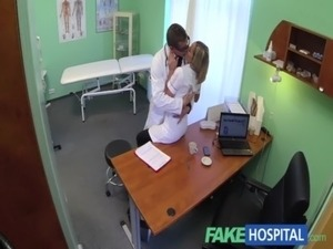 FakeHospital Hot nurse rims her way to a raise free