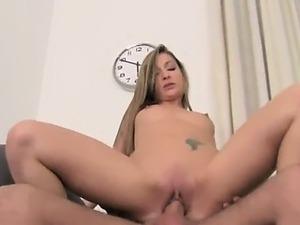 blonde having sex on fake audition
