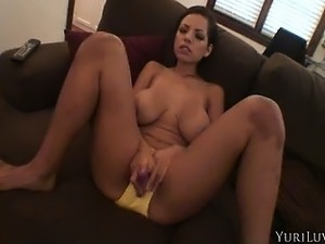 Yuri Luv - Upclose and Personal Part 3 - From My Kitchen To