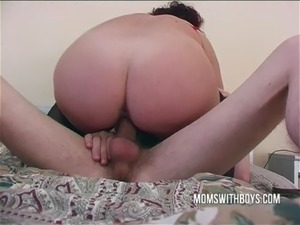 Horny Stepmom Lures Stepson Into A Trap free