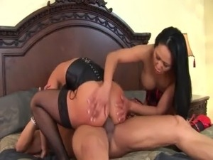 Ava Devine and another slut fucked hard free
