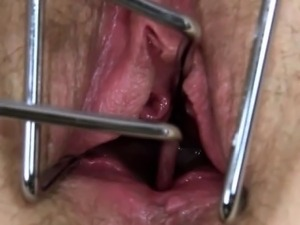 Deep fisting and opening vagina hole