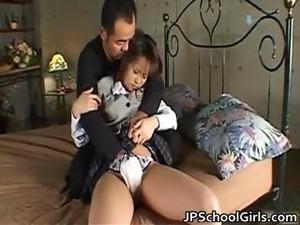 Haruka Aida Hot Japanese schoolgirl part4