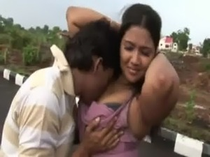Desibindian hottest boobs press outdoor - xHamster.com free