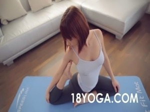 Yoga Teen Tina Hot Choked Slapped Ass To Mouth In Rough Anal Scene free