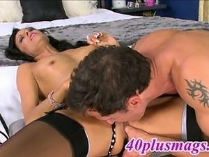 Divorcee hot pussy nailed hard