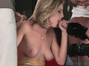 Cute pussy anal creampie