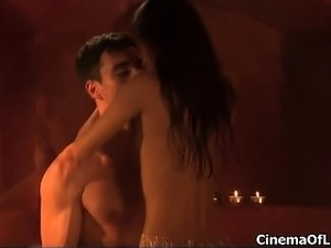 Nasty Indian girl is seduced by horny part1