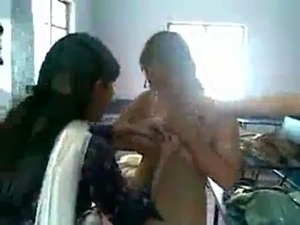College girls playing in hostel free