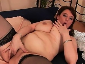 Mom will make your cock explode