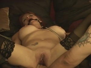 Nasty Nicole Bound and Fisted