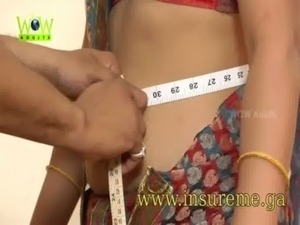 Tailor Tempting High Class Girl While taking measurements free