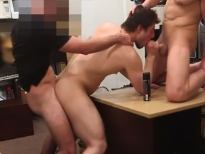 Gaybait amateur assfucked while sucking