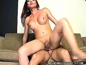 Shemale Anal Stretched