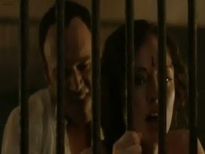 Laura Haddock HOT Doggie in Da Vinci Demons free
