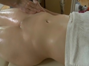 Relaxing massage with hard ramrod free