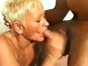 Mature Woman Gets Fucked Good