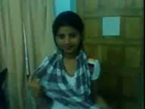 collage Girl pyal with boyfriend in hotel room free