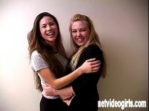netvideogirls - Amateur Claire Attacks Sam free
