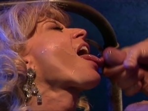 Nina Hartley Greatest Scene