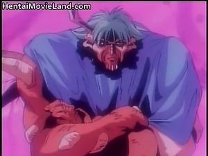 Anime bondage babe gets imprisoned  part1