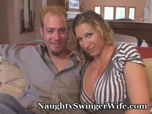 Teen Joins Horny Couple For Sex Tryst free