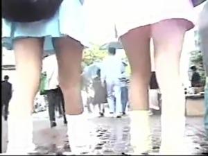 Schoolgirl Panty Voyeur 1 free