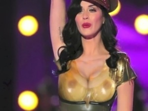 Katy Perry Exposed In HD! free