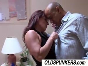 Smoking hot MILF Tasia loves the taste of cum free
