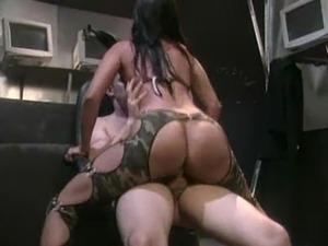 Army Bitch Gets Boned free