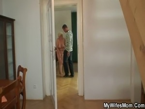 Mother in law taboo sex was revealed! free