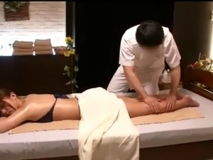 Japanese Massage Room
