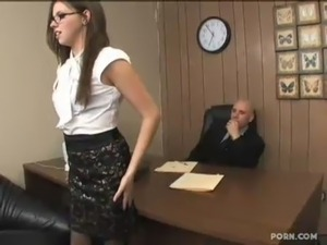 Hot secretary Missy Stone fucked by her boss free