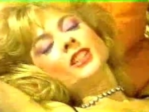 Young Nina Hartley gets it from several guys throughout a typical afternoon