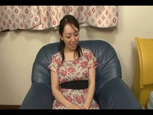 Yuna Yumami is a pretty, 39yr old Japanese lady with hard erect nipples and a...