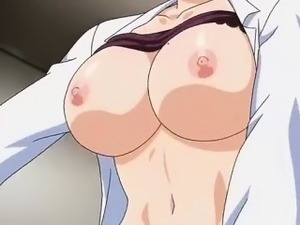 Hottest romance anime clip with uncensored big tits scenes