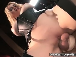 Big boobed hot sexy body blonde slut part6