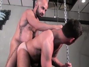 Igor Lucas and Zac Zaven extreme gay part4