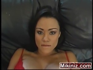 Watch Me Eat My Creampie Rose, Asian Big Boobs Brunette Cream Pie One Throat...