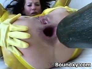 Kinky Explicit Latex Domination