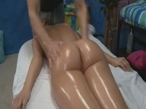 Massage anal porn free