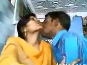 lip Kiss indian hot