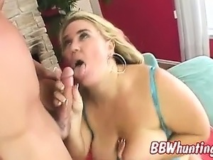 Big cock for big lady