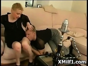 Hard Drilling In Tempting Milf Snatch