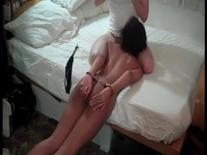 Submissive wife will fuck as ordered part92