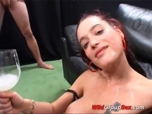 extreme german anal bukkake gangbang free