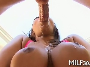 Delightful anal plowing